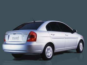 Ver foto 13 de Hyundai Accent Sedan 2006