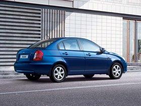 Ver foto 11 de Hyundai Accent Sedan 2006