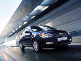 Ver foto 10 de Hyundai Accent Sedan 2006