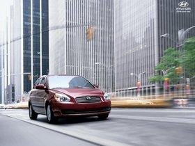 Ver foto 8 de Hyundai Accent Sedan 2006