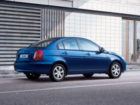 Ver foto 3 de Hyundai Accent Sedan 2006