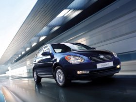 Ver foto 2 de Hyundai Accent Sedan 2006