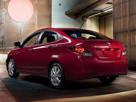 Ver foto 11 de Hyundai Accent Sedan 2011