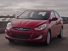 Ver foto 10 de Hyundai Accent Sedan 2011