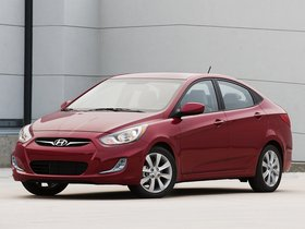 Ver foto 8 de Hyundai Accent Sedan 2011