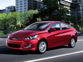 Ver foto 7 de Hyundai Accent Sedan 2011