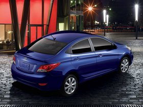 Ver foto 5 de Hyundai Accent Sedan 2011