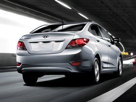 Ver foto 17 de Hyundai Accent Sedan 2011