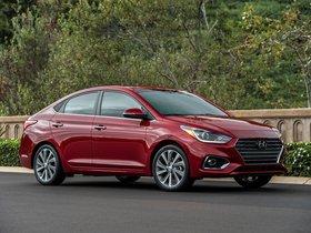 Ver foto 10 de Hyundai Accent USA  2017