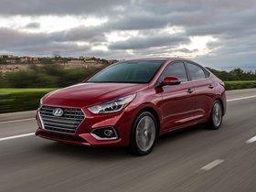 Ver foto 8 de Hyundai Accent USA  2017