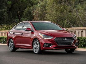 Ver foto 4 de Hyundai Accent USA  2017