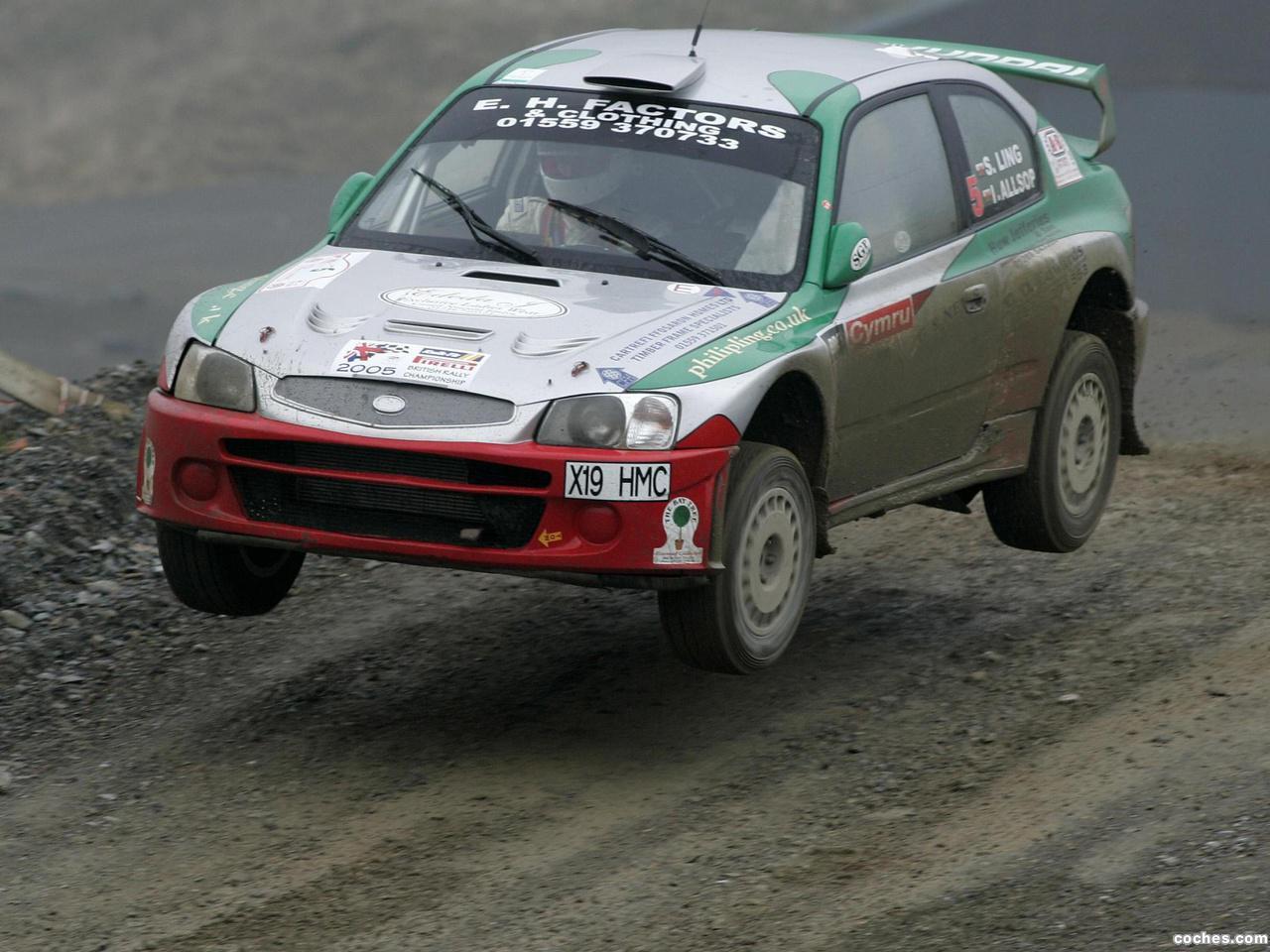 Foto 0 de Hyundai Accent WRC 2002