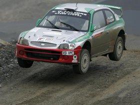 Ver foto 1 de Hyundai Accent WRC 2002