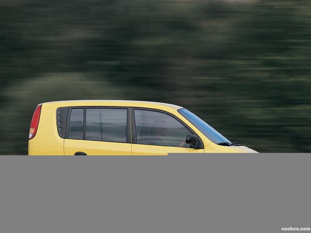 Foto 0 de Hyundai Atos 1997-2003