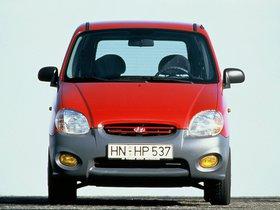 Ver foto 8 de Hyundai Atos 1997-2003
