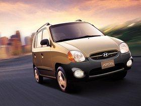 Ver foto 7 de Hyundai Atos 1997-2003
