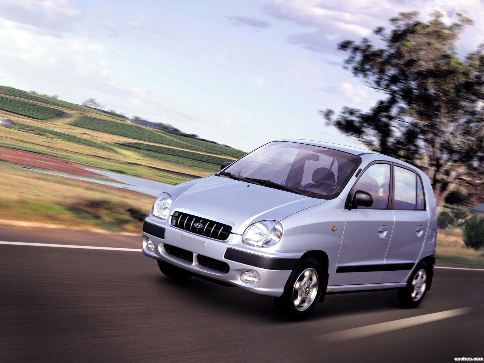 Foto 0 de Hyundai Atos Prime 1999