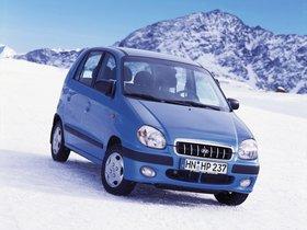 Ver foto 3 de Hyundai Atos Prime 1999