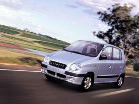 Ver foto 1 de Hyundai Atos Prime 1999