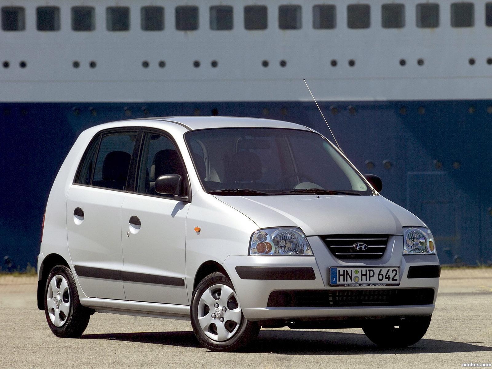 Foto 0 de Hyundai Atos Prime Em Star 2004