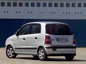 Ver foto 2 de Hyundai Atos Prime Em Star 2004