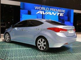 Ver foto 9 de Hyundai Avante 2010
