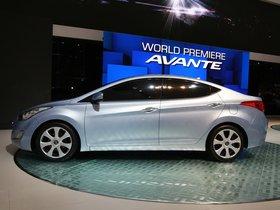 Ver foto 8 de Hyundai Avante 2010