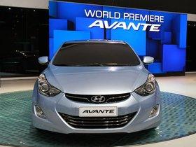 Ver foto 6 de Hyundai Avante 2010