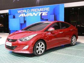 Ver foto 1 de Hyundai Avante 2010