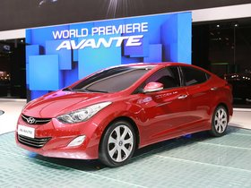 Fotos de Hyundai Avante