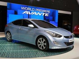 Ver foto 14 de Hyundai Avante 2010