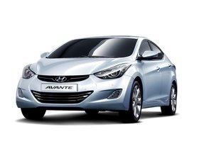 Ver foto 3 de Hyundai Avante MD 2010