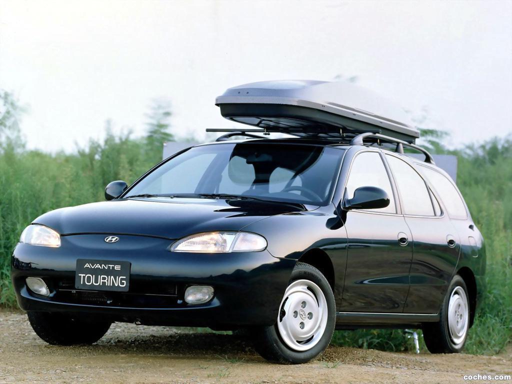 Foto 0 de Hyundai Avante Touring J2 1995