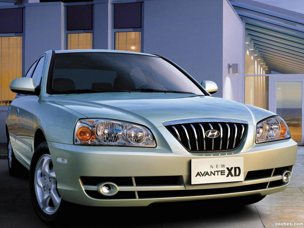 Foto 0 de Hyundai Avante XD 2003