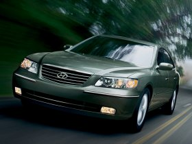 Ver foto 5 de Hyundai Azera 2006