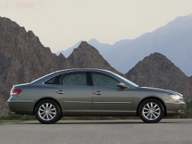 Ver foto 2 de Hyundai Azera 2006
