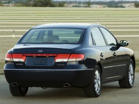 Ver foto 16 de Hyundai Azera 2006