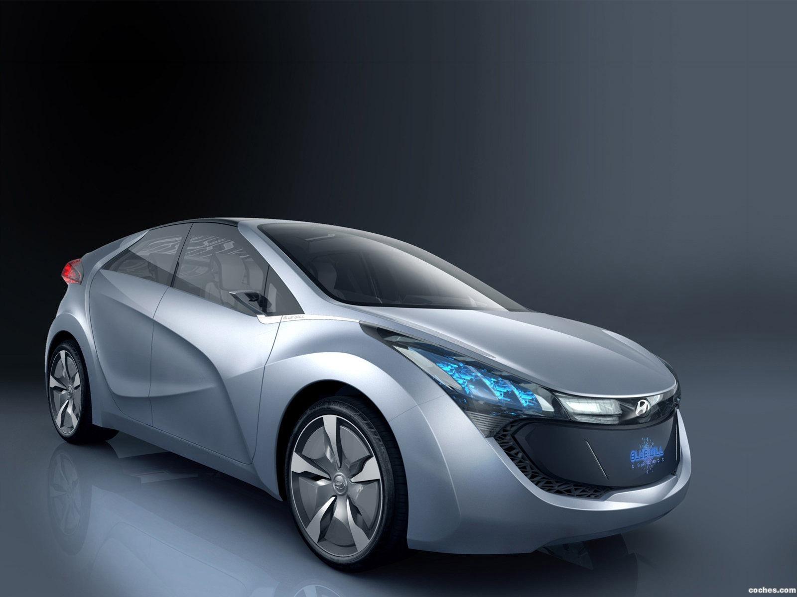 Foto 0 de Hyundai Blue Will Concept 2009