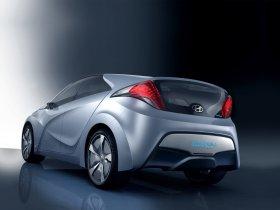 Ver foto 3 de Hyundai Blue Will Concept 2009