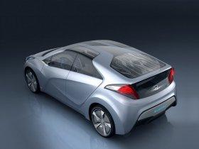 Ver foto 2 de Hyundai Blue Will Concept 2009