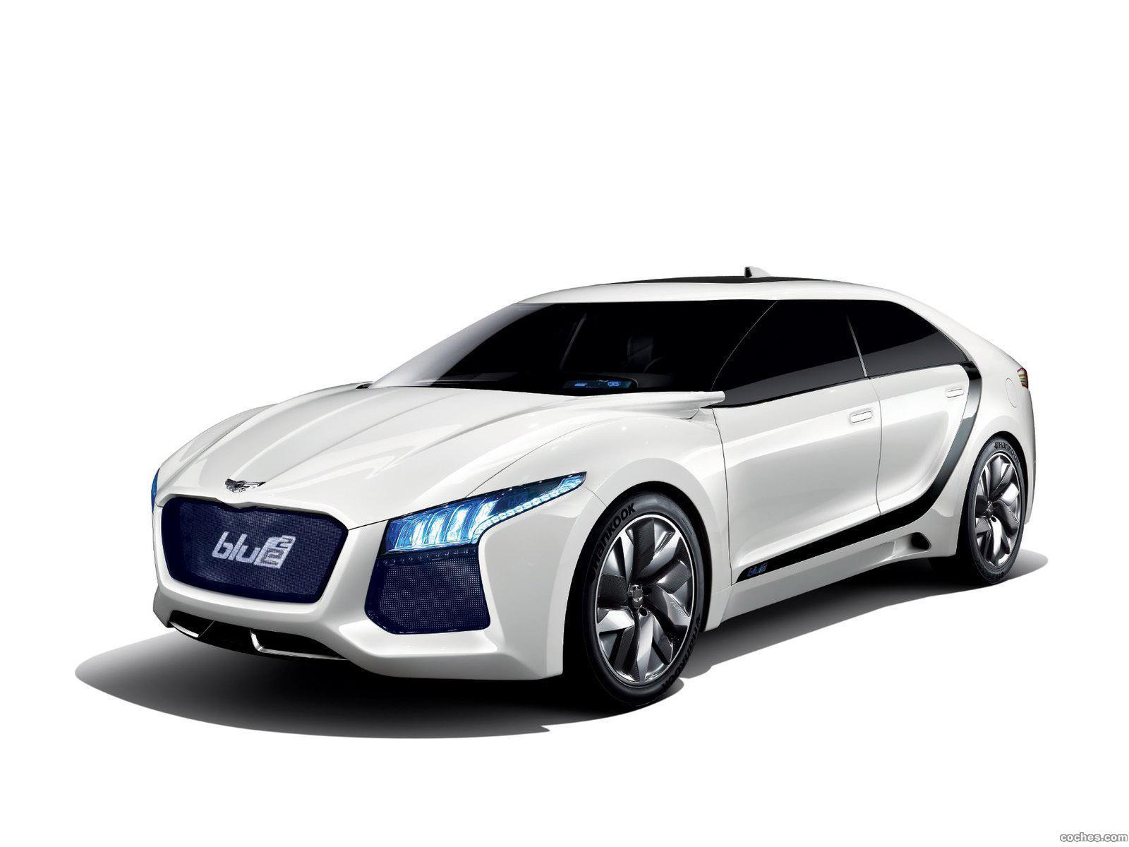 Foto 0 de Hyundai Blue2 Concept 2011