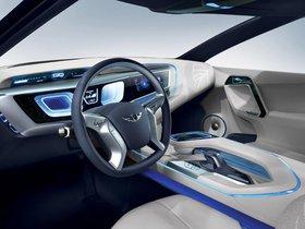 Ver foto 10 de Hyundai Blue2 Concept 2011