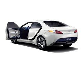 Ver foto 8 de Hyundai Blue2 Concept 2011