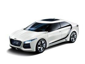 Ver foto 7 de Hyundai Blue2 Concept 2011