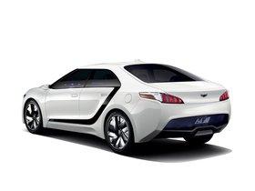 Ver foto 5 de Hyundai Blue2 Concept 2011