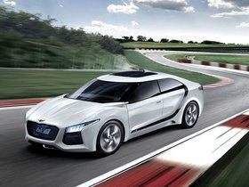 Ver foto 3 de Hyundai Blue2 Concept 2011