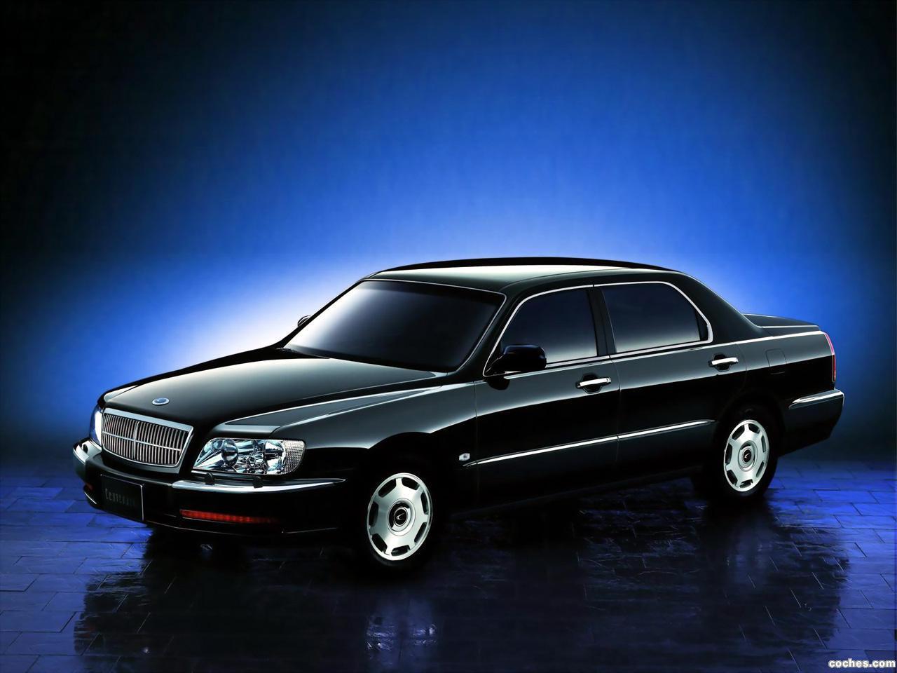 Foto 0 de Hyundai Centennial 1999