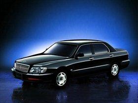 Ver foto 1 de Hyundai Centennial 1999