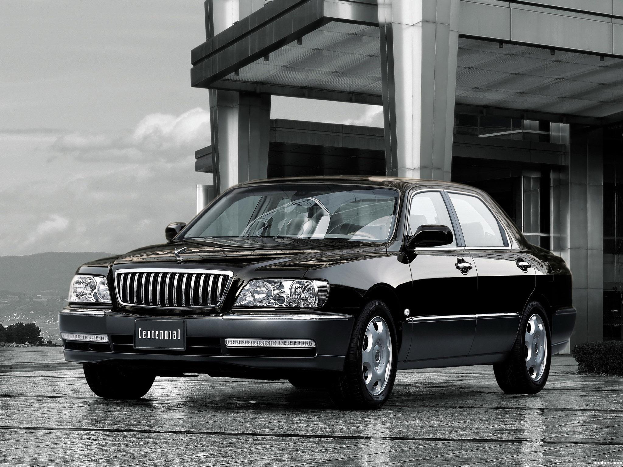 Foto 0 de Hyundai Centennial 2005