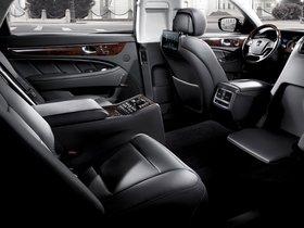 Ver foto 5 de Hyundai Centennial Limousine 2012